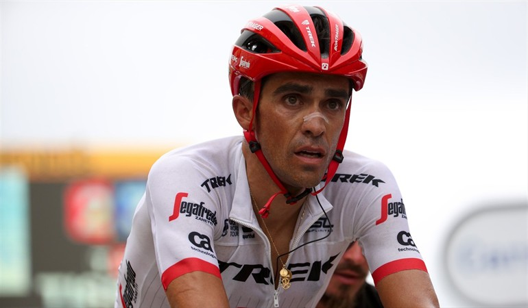 Egan Bernal en el Tour de France 2019