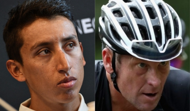 Lance Armstrong en The Move