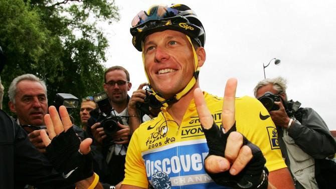 Lance Armstrong sobre Egan Bernal