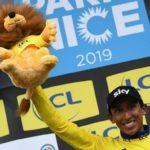 Peluche del Tour de France