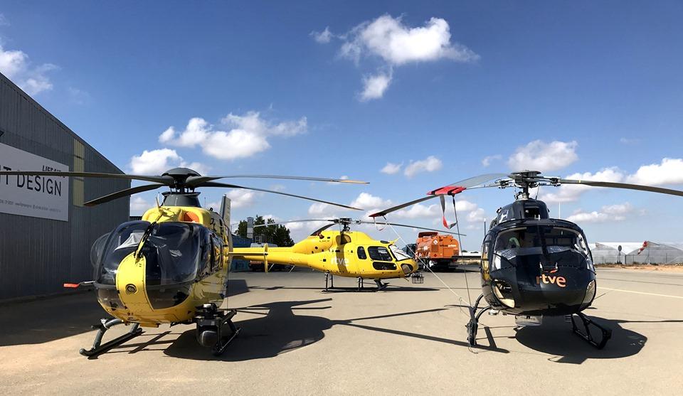 Helicóptero capta siembra de cannabis