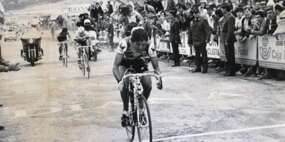 Victoria de El Tomate en la Vuelta a España