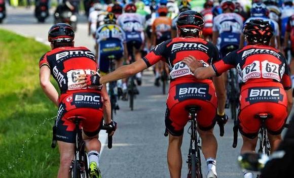 Ciclistas y necesidades fisiológicas