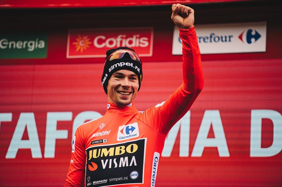 Primoz Roglic, campeón de la Vuelta