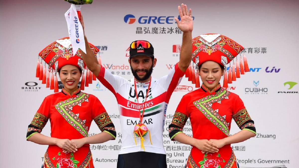 Gaviria, el de más triunfos UCI