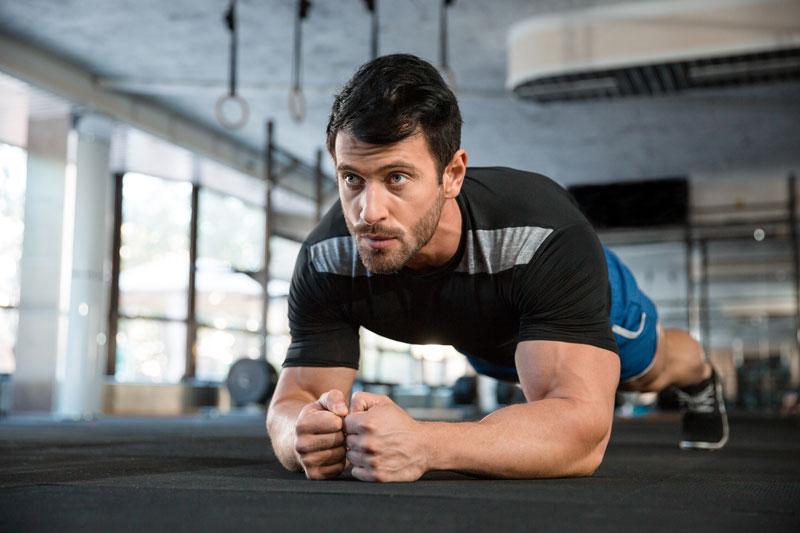 Mejorar ejercicio para estimular el core