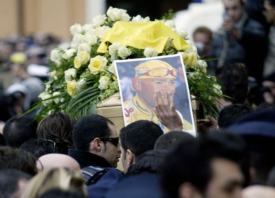 Muerte de Pantani