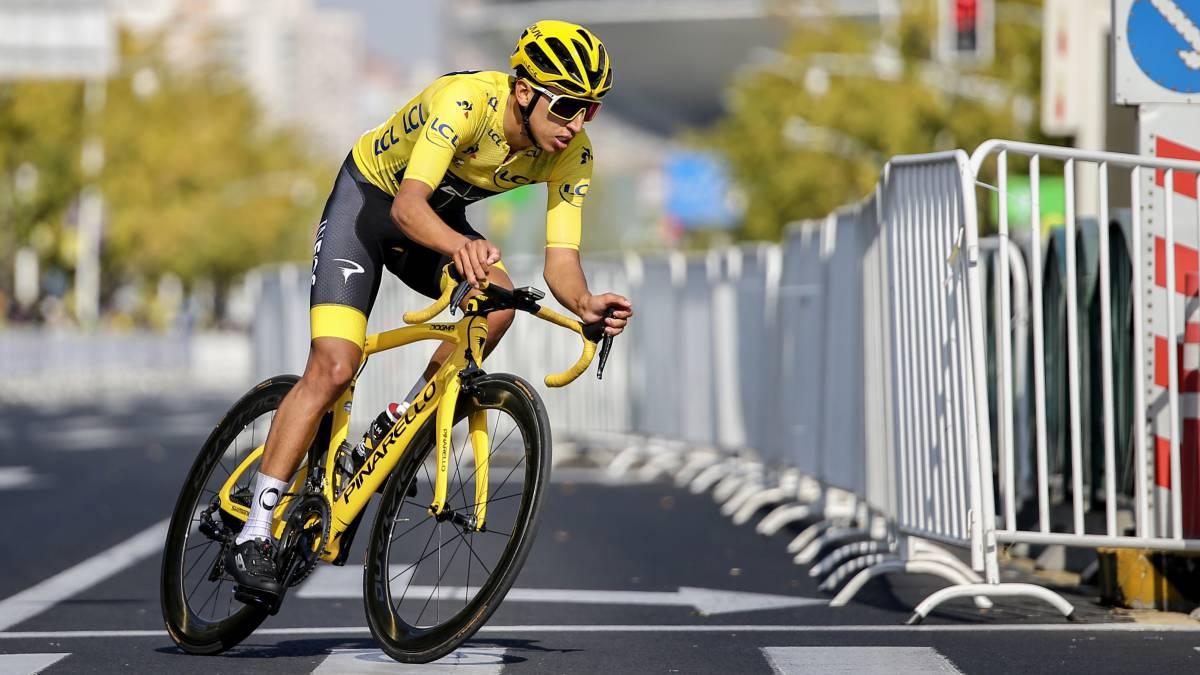 Bernal recibió consejos de LeMond