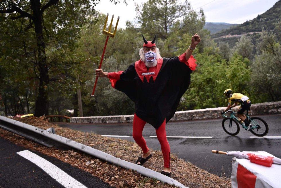 El diablo del Tour