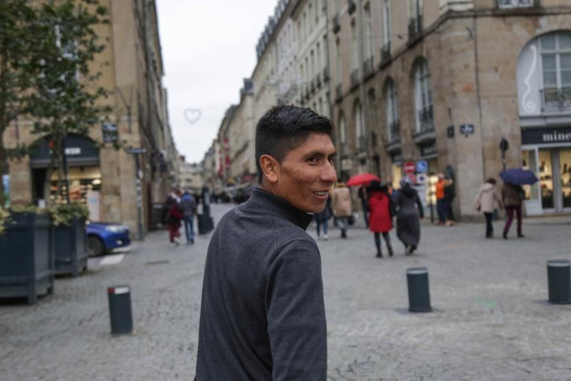 Nairo Quintana comienza su nueva era