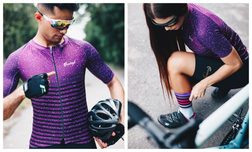 Navigli Clothing, un concepto de ropa para ciclistas