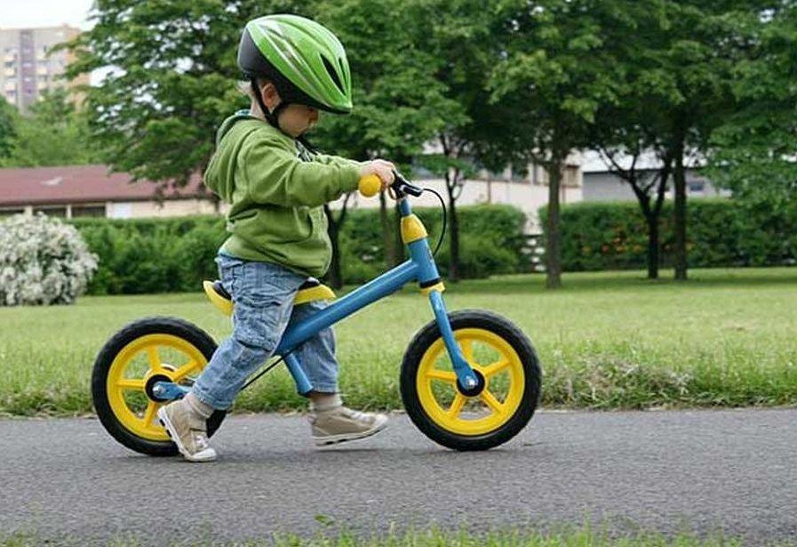 Beneficios del ciclismo para los niños