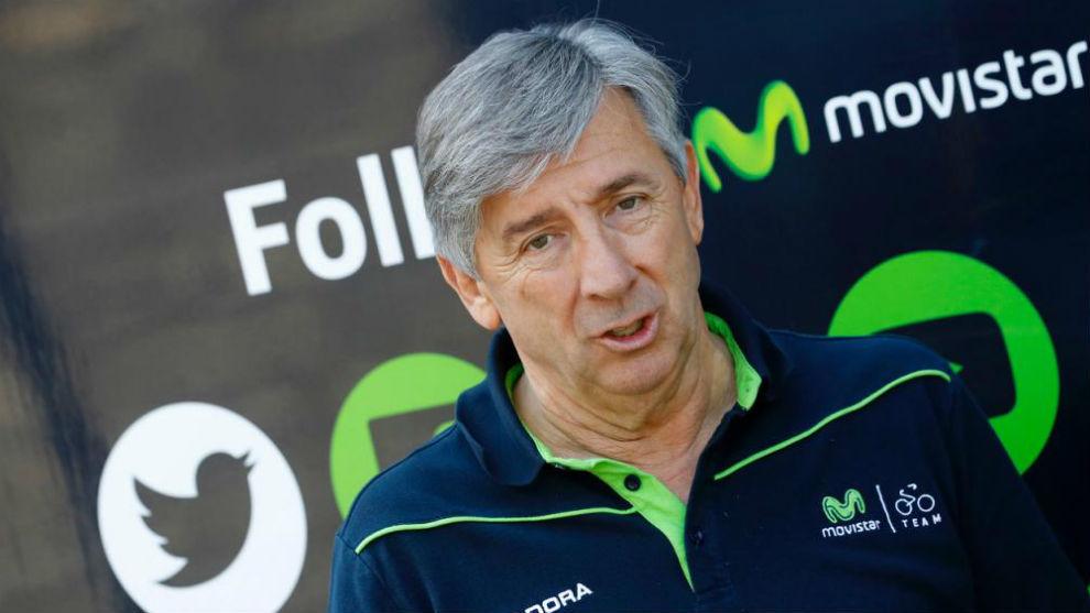 Eusebio Unzué, ex jefe de Nairo Quintana en el Movistar Team durante siete temporadas, sorprendió al pelotón internacional con una declaración polémica