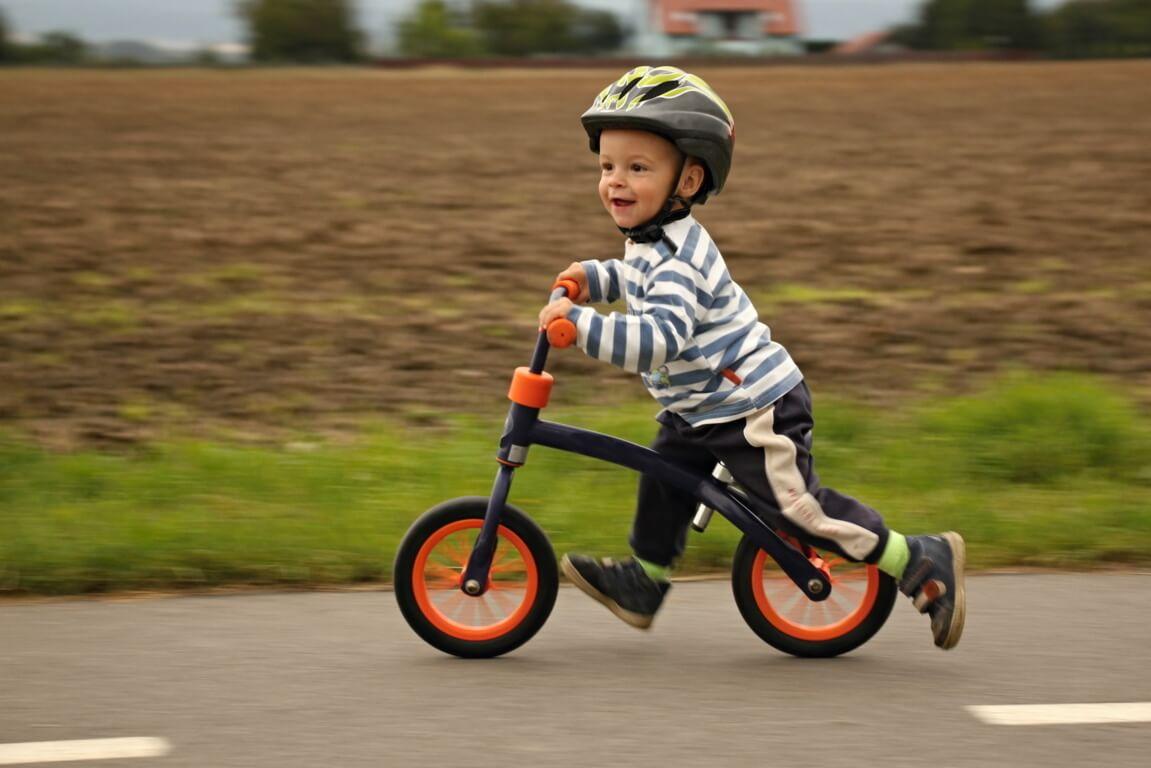Los niños también disfrutan del deporte
