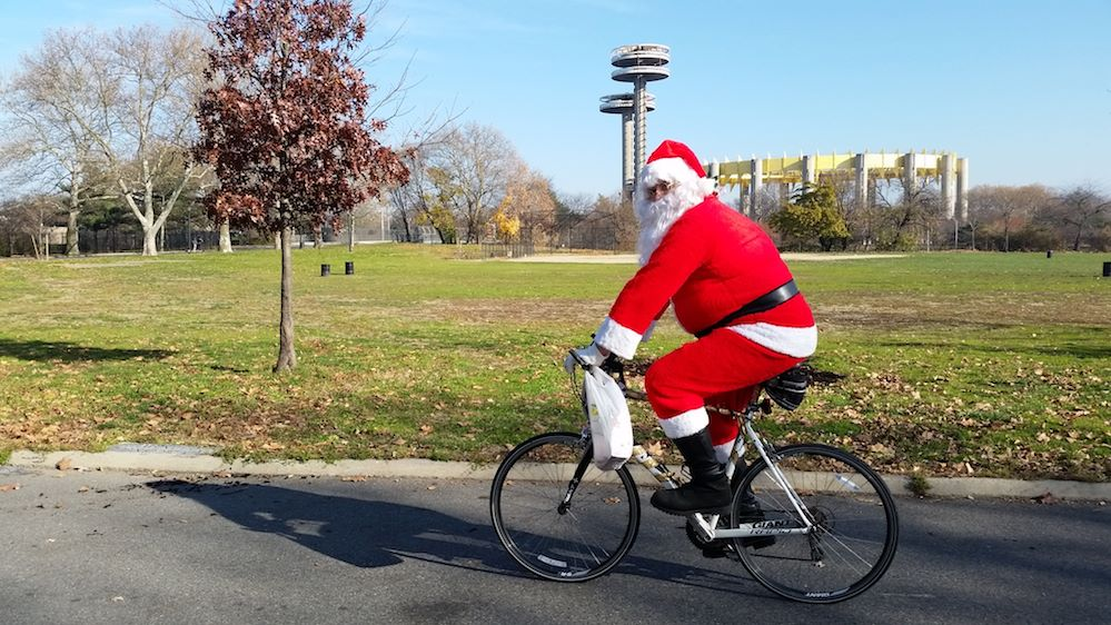 Tips ciclísticos para navidad