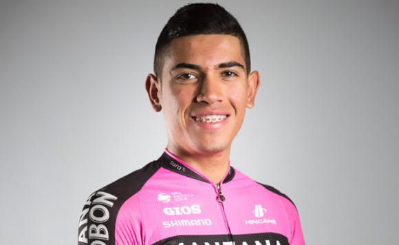 Ciclista Juan José Amador