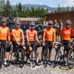 Nómina del Team Ineos para el Tour Colombia