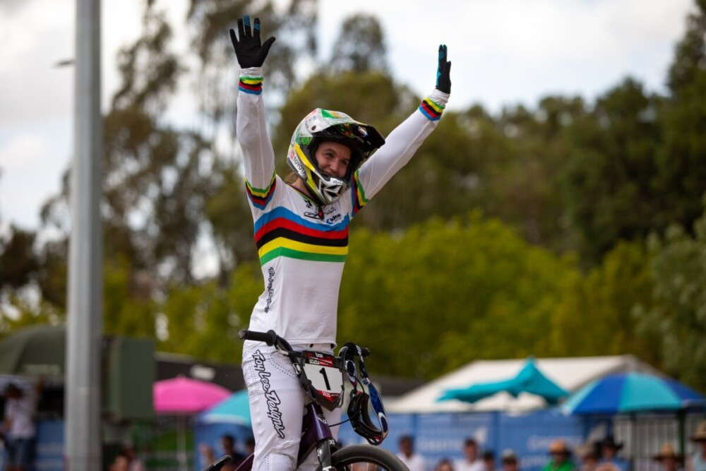 Fiesta en Australia por el mundial de BMX