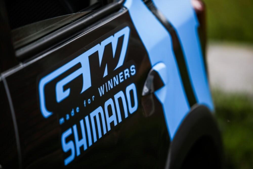 Ángeles Azules de GW SHIMANO