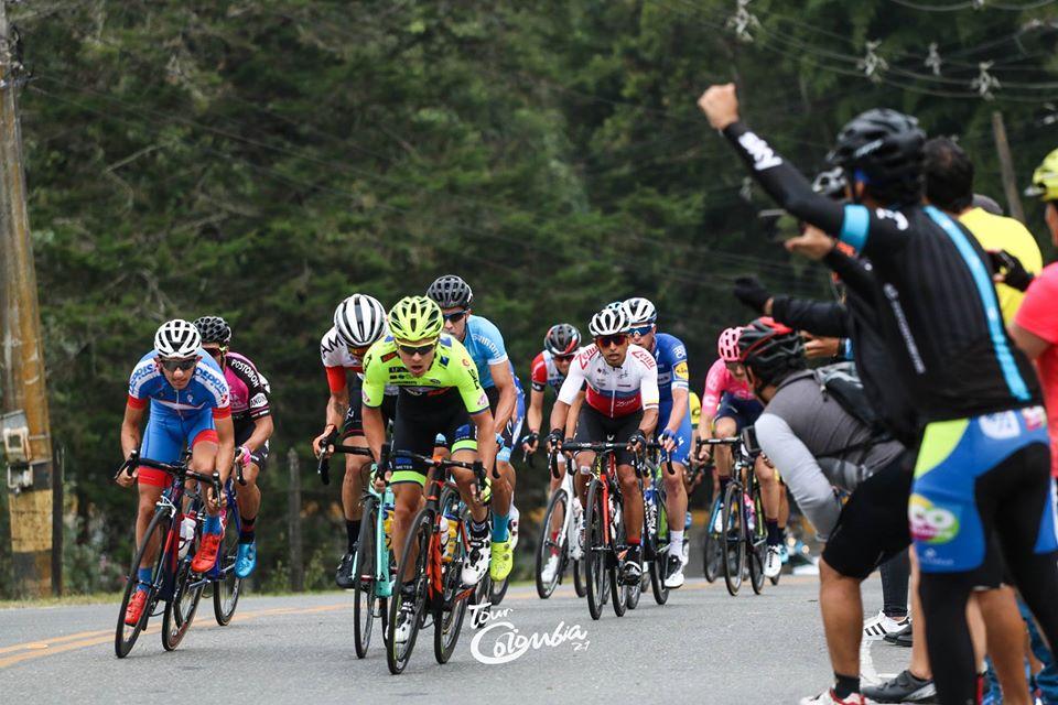 Ineos calienta motores para el Tour Colombia