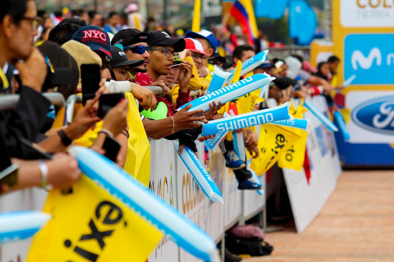 Así se vivió la fiesta en Colombia