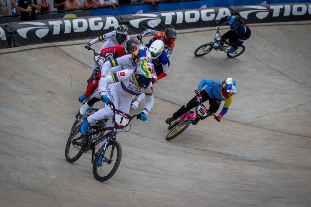 La emoción del Mundial de BMX