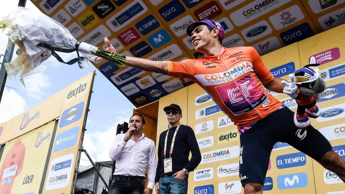 Sergio Andrés Higuita campeón