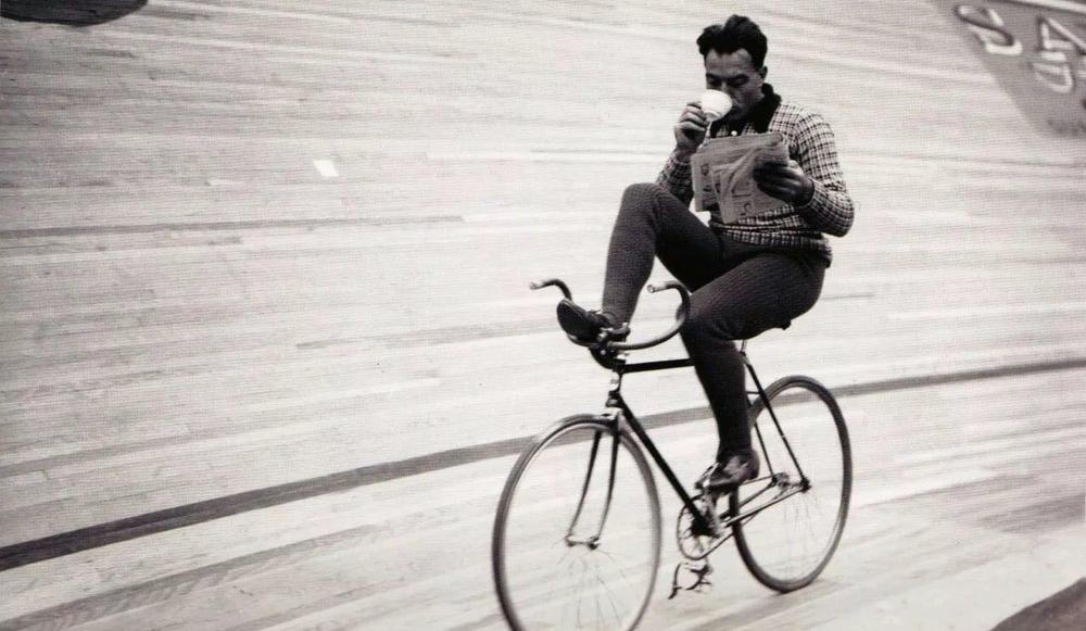 Café y ciclismo