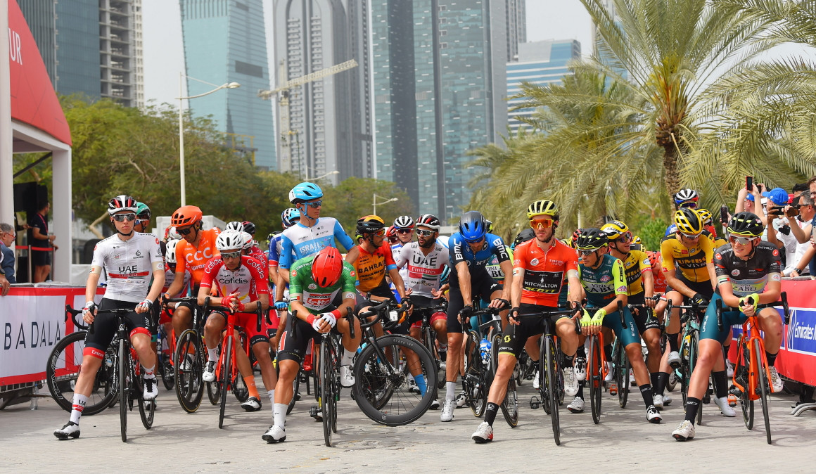 Coronavirus en el UAE Tour