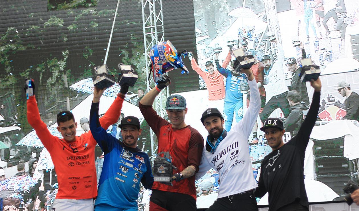 Top 5 de los mejores riders