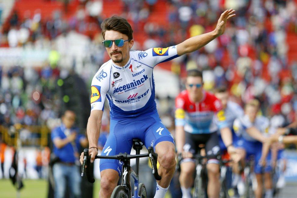 El mejor corredor del mundo en el Tour Colombia
