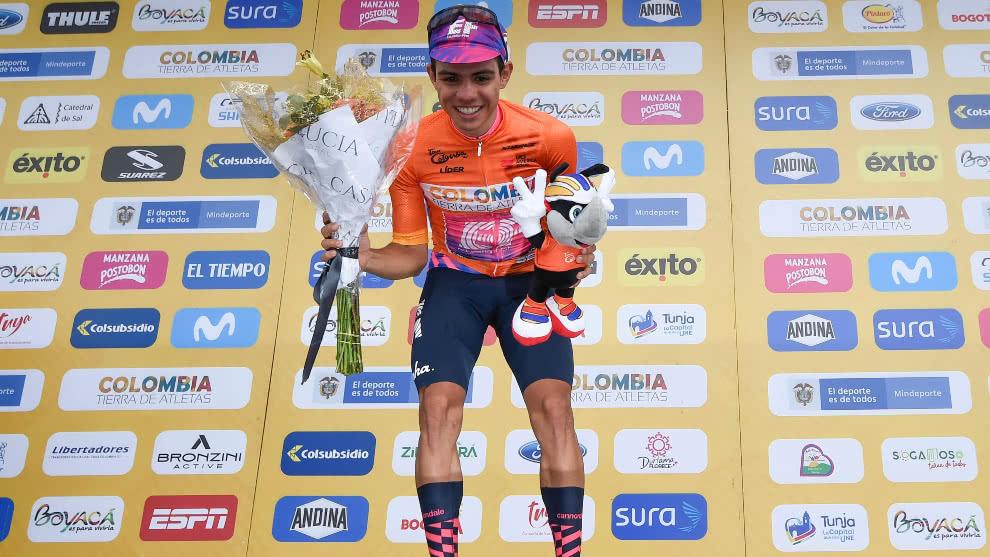 Sergio Andrés Higuita, nuevo campeón del Tour Colombia 2020 UCI 2.1