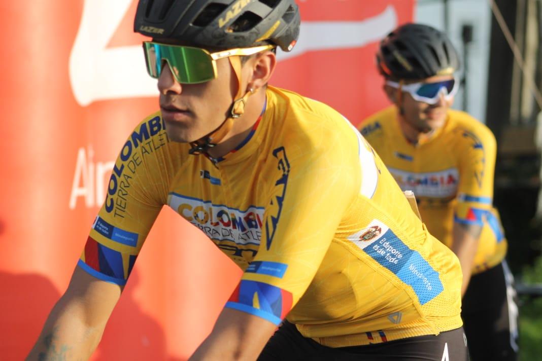 Colombia Tierra de Atletas-GW en el Tour Colombia UCI 2020
