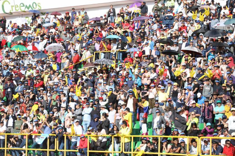 Así se vivió el Tour Colombia 2.1