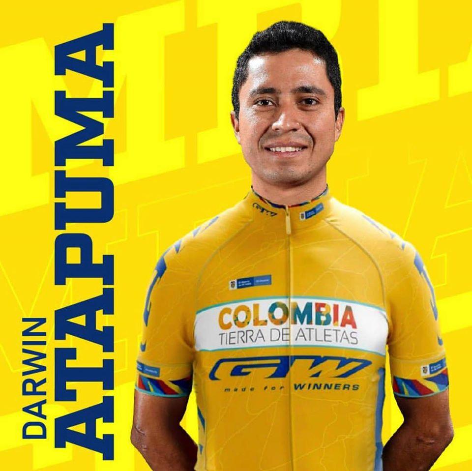 Darwin en el Tour Colombia UCI 2.1