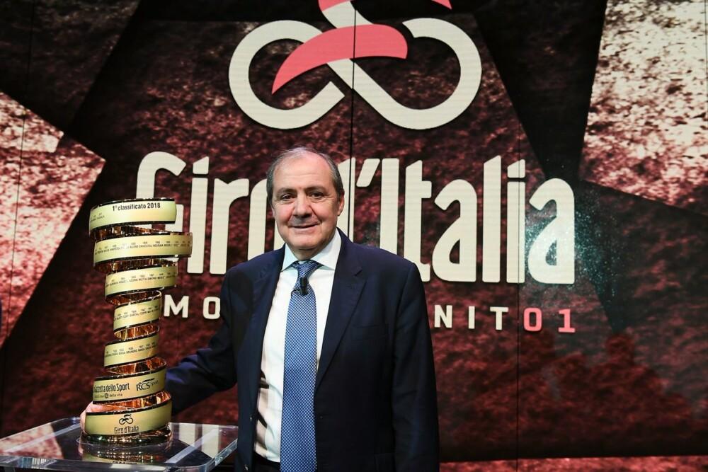 Riesgo de cancelación del Giro de Italia