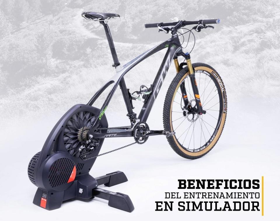 Simuladores de la marca colombiana GW