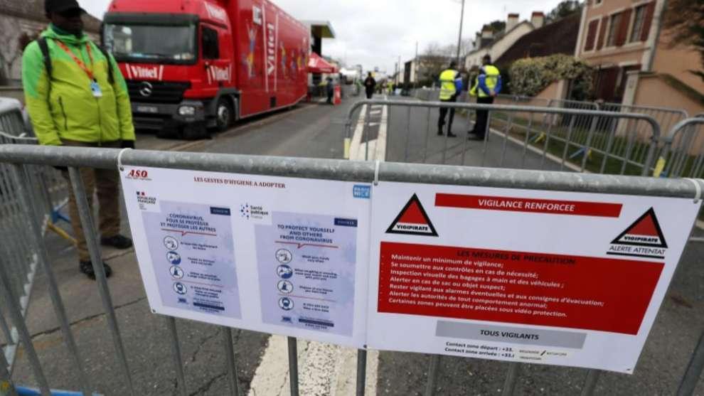 La UCI suspende todas sus competencias por el coronavirus, incluidos clasificatorios a Olímpicos de Tokio