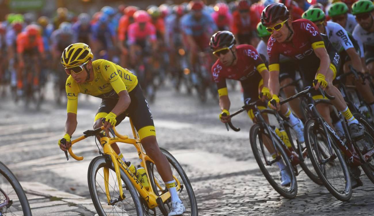 Tour de France 107