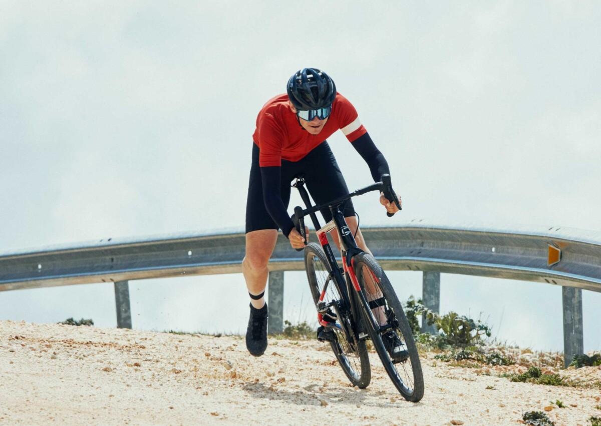Disfruta del ciclismo gravel