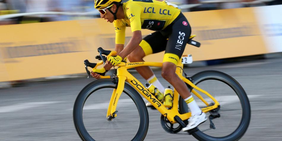 Roda gala, nueva fecha según la UCI