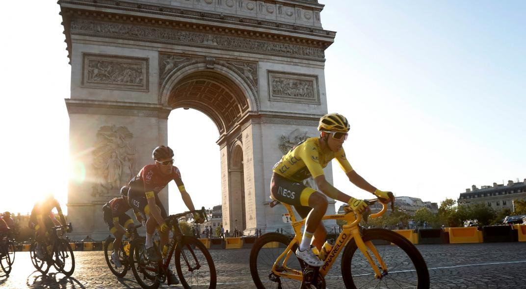Egan defenderá liderato en el Tour de France