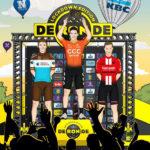 Van Avermaet campeón del Tour de Flandes