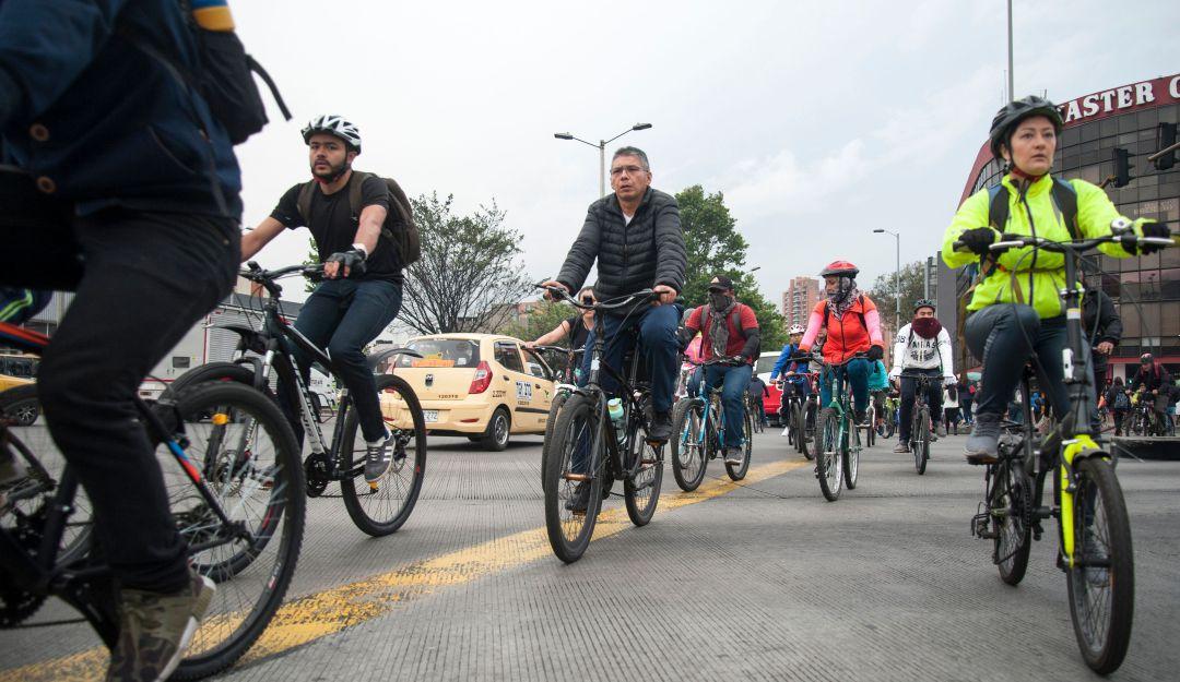 Sector de bicicletas en Colombia