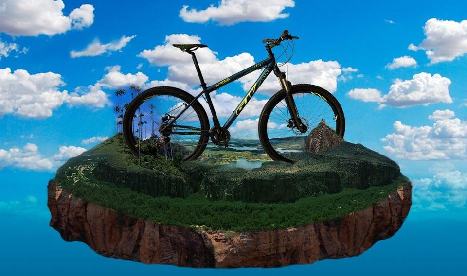 Volvamos una pandemia el uso de la bici en Colombi