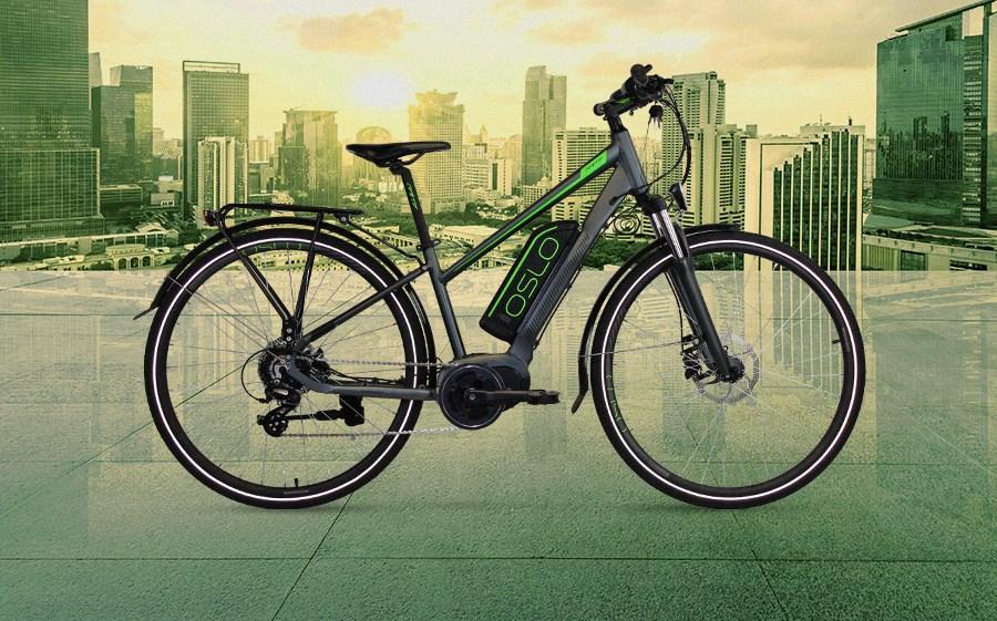 Bicicletas urbanas GW