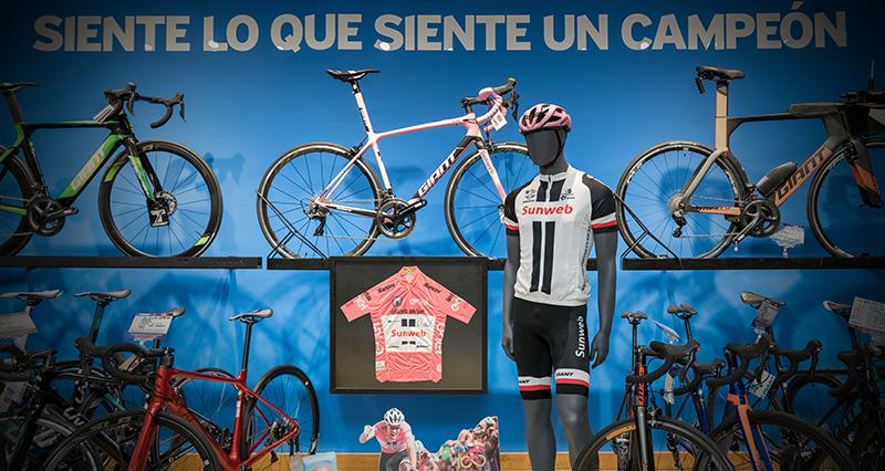 Talleres y tiendas de ciclismo en Colombia