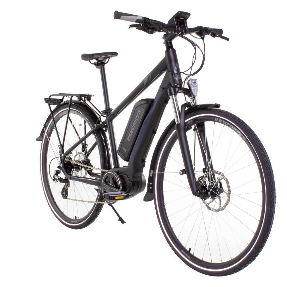 GW presenta su bicicleta VANCOUVER