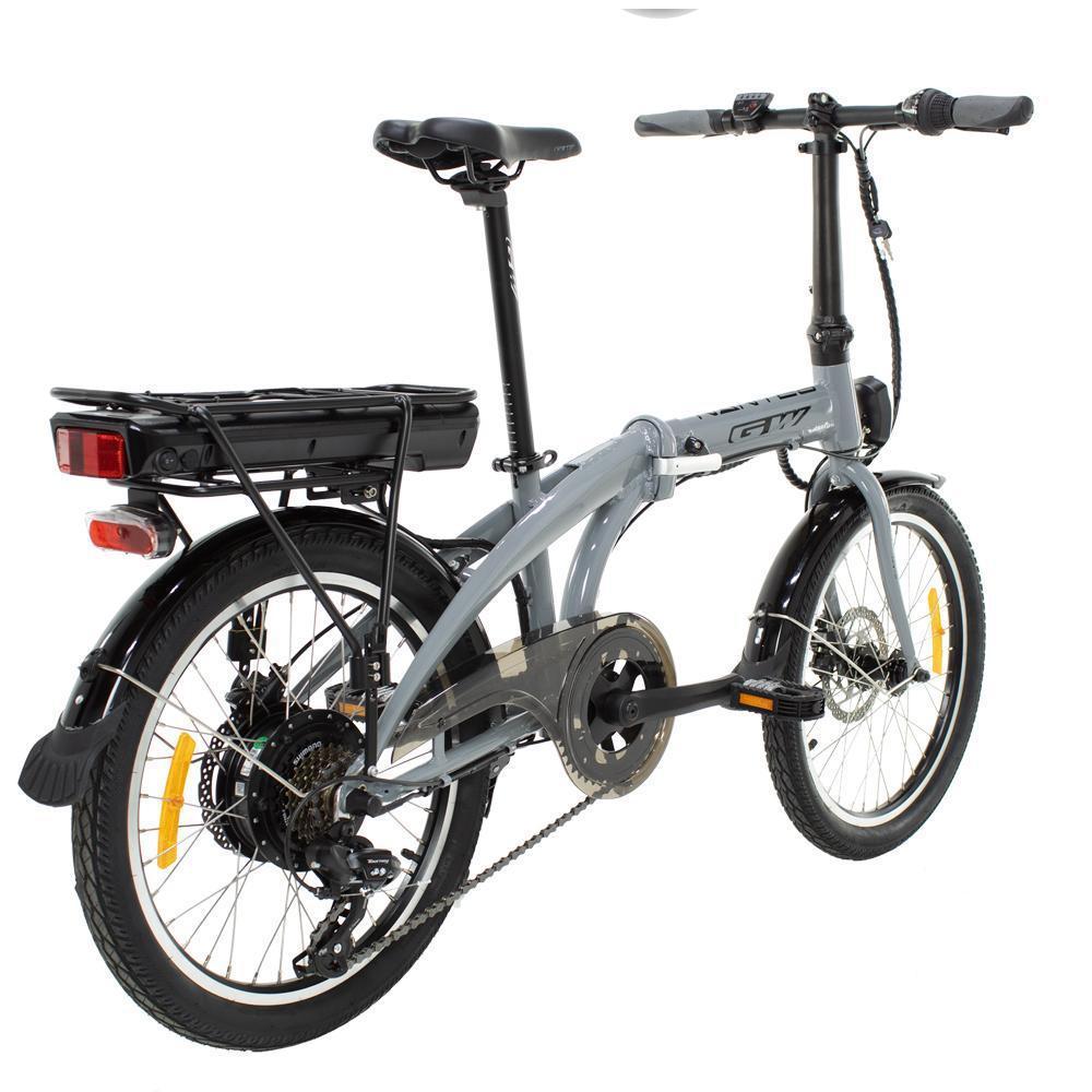 Bicicleta plegable de GW