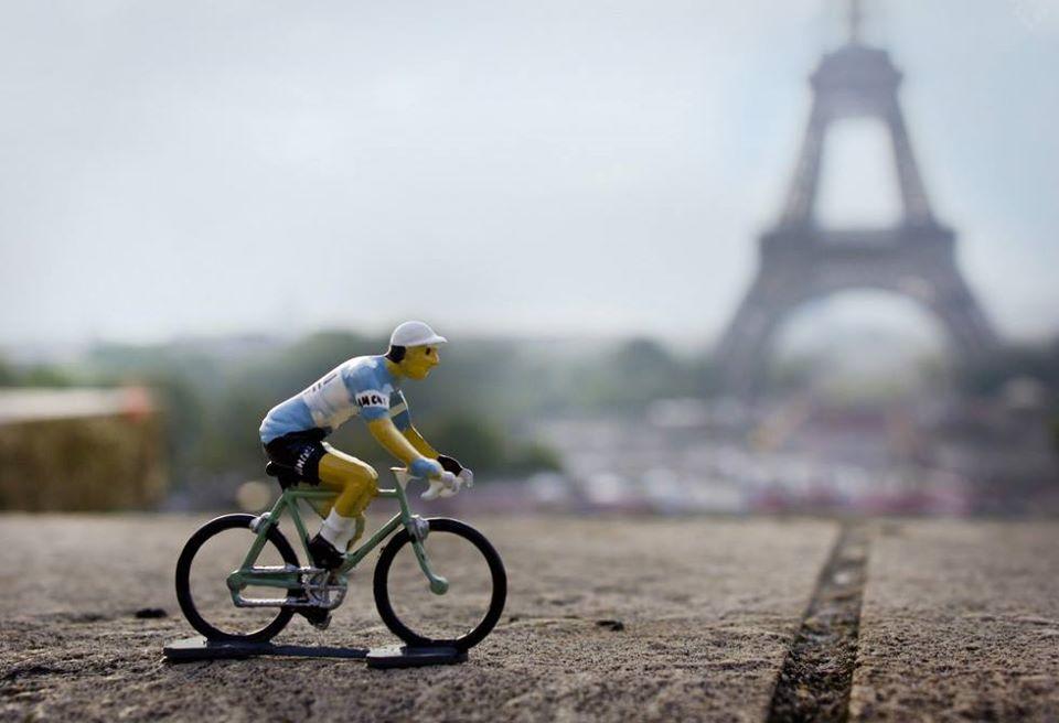 Gobierno hará que la bici sea protagonista